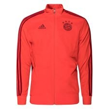 Bayern München Träningsjacka - Röd/Röd Barn