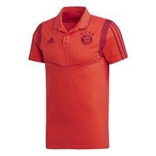 Bayern München Piké - Röd/Röd