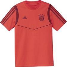 Bayern München T-Shirt - Röd/Röd Barn