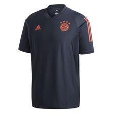 Bayern München Tränings T-Shirt UCL - Navy/Röd