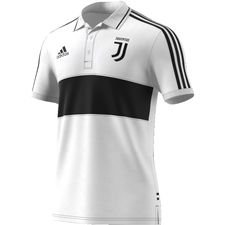 Juventus Piké - Vit/Svart
