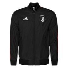 Juventus Jacka Anthem - Svart/Röd