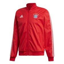Bayern München Jacka Anthem - Röd/Vit