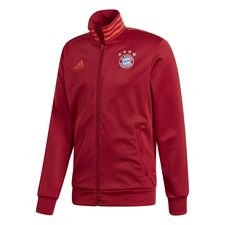 Bayern München Track Top 3S - Active Maroon