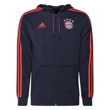 Bayern München Luvtröja FZ - Navy