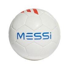 adidas Fotboll Mini Messi - Vit/Röd/Gul