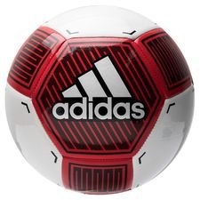 adidas Fotboll Starlancer VI - Vit/Röd/Svart