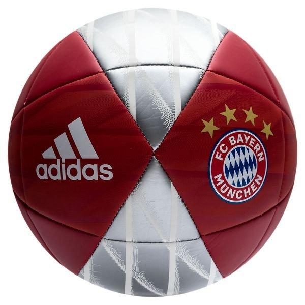 Bayern Munchen Fussball Capitano Rot Weiss Silber
