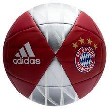 Bayern München Fotboll Capitano - Röd/Vit/Silver