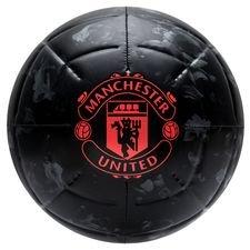 Manchester United Fotboll Capitano - Svart/Grå/Röd