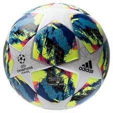 adidas Fotboll Champions League 2020 Finale J290 - Vit/Turkos/Gul