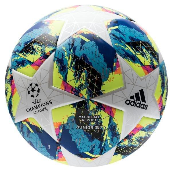 adidas Fotboll Champions League 2020 Top Training J350 VitTurkosGul