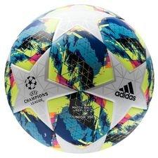 adidas Fotboll Champions League 2020 Top Training J350 - Vit/Turkos/Gul