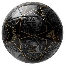 adidas Fotboll Champions League 2020 Finale Capitano - Svart/Grå/Silver