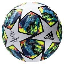 bf718eb14a90e8 adidas Fodbold Champions League 2020 Finale Kampbold - Hvid/Turkis/Gul