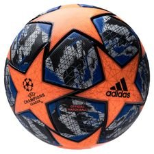 adidas Fotboll Champions League 2020 Finale Matchboll Dam - Orange/Blå/Svart