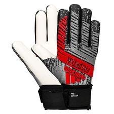 adidas Keepershandschoenen Predator Pro Junior 302 Redirect - Zilver/Zwart/Rood