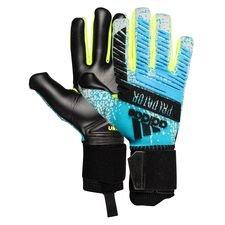 adidas Keepershandschoenen Predator Pro Hard Wired - Turquoise/Zilver/Geel