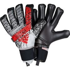 adidas Keepershandschoenen Predator Pro Fingersave 302 Redirect - Zilver/Zwart/R