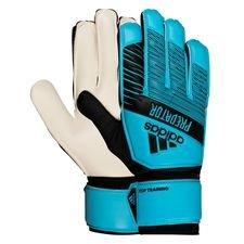 adidas Keepershandschoenen Predator Top Training Hard Wired - Turquoise/Zwart