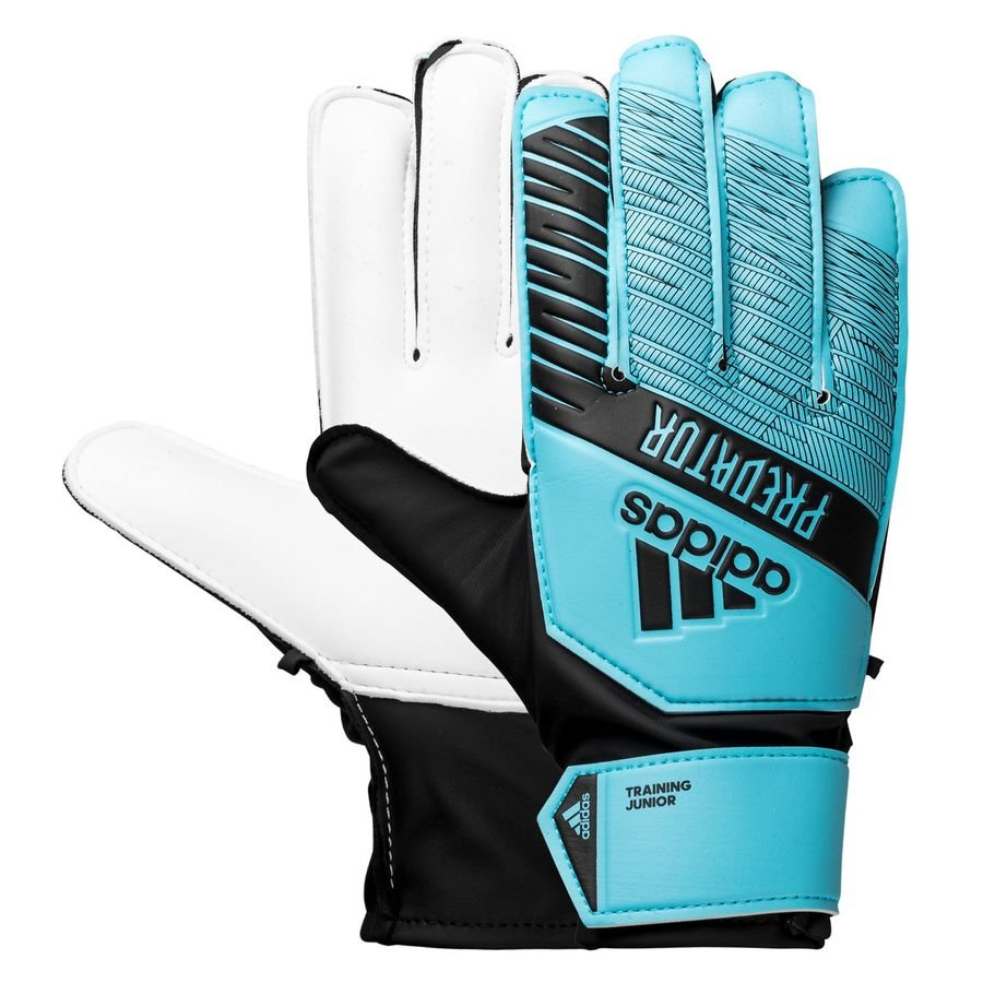 Adidas Predator Top Training Fingersave Keeperhansker Barn
