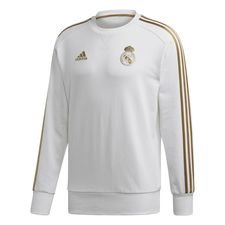 Real Madrid Sweatshirt - Vit/Guld