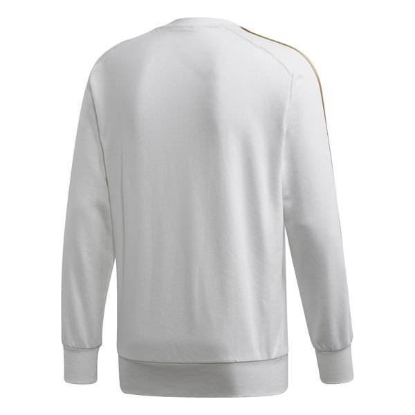 new style 75cbc ed326 Real Madrid Sweatshirt - White/Gold