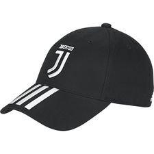 Juventus Keps 3S - Svart/Vit/Rosa