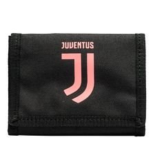 Juventus Plånbok - Svart/Grå/Rosa