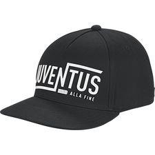 Juventus Keps S16 - Svart/Vit