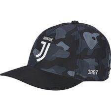 Juventus Keps S16 - Svart/Grå/Grå
