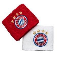 Bayern München Svettband - Röd/Vit
