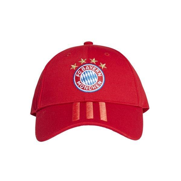 Bayern München Cap 3S - True Red/White