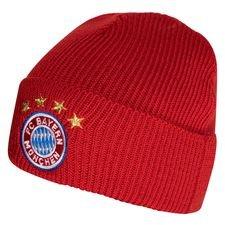 Bayern München Mössa Woolie - Röd/Vit