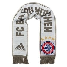 Bayern München Halsduk - Vit/Silver