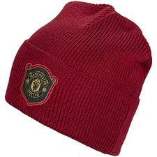 Manchester United Mössa Woolie - Röd/Svart