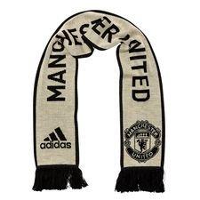 Manchester United Halsduk - Beige/Svart