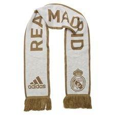 Real Madrid Fanschal - Weiß/Gold