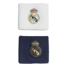 Real Madrid Svettband - Vit/Navy/Guld