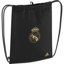 Real Madrid Turnbeutel - Schwarz/Gold