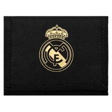 Real Madrid Plånbok - Svart/Grå/Guld