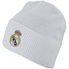 Real Madrid Mössa Woolie - Vit/Guld