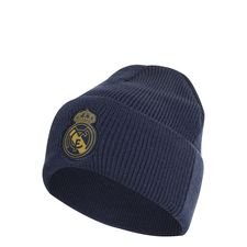 Real Madrid Mössa Woolie - Navy/Guld