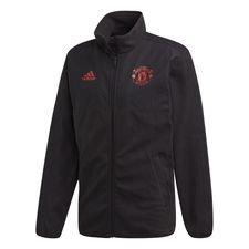Manchester United Fleece Jacka Seasonal Special - Svart