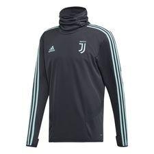 Juventus Träningströja Europa Warm - Grå/Blå