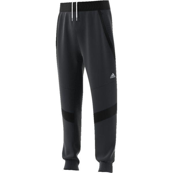 gesamte Sammlung Turnschuhe gute Textur adidas Jogginghose - Schwarz/Weiß Kinder