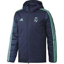 Real Madrid Vinterjacka Europa - Navy/Grön