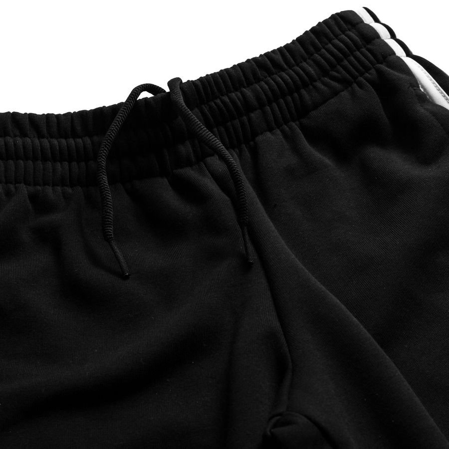 Microprocesador Parte candidato  adidas Training Trousers Must Haves - Black/White   www.unisportstore.com
