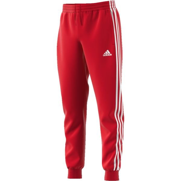 bas de survetement adidas rouge