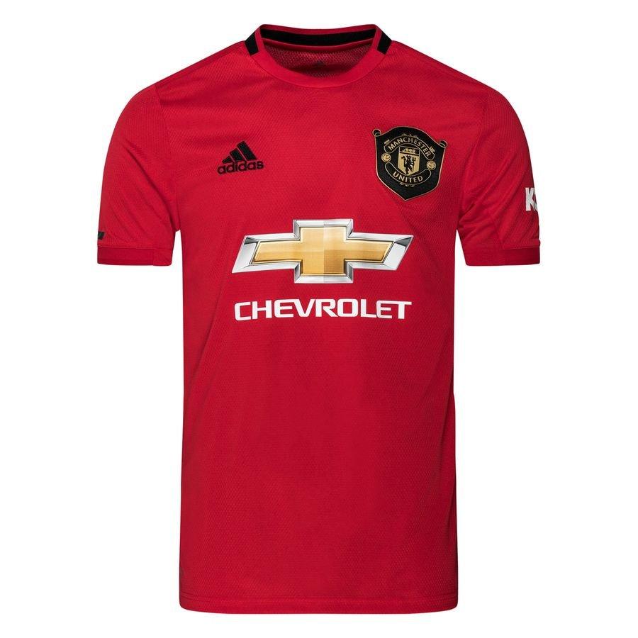 Manchester United Hjemmebanetrøje 2019/20